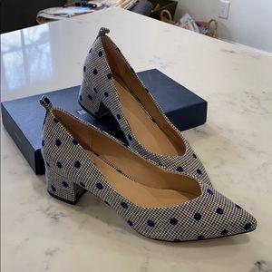 Anthropologie block heels size 9 - super cute!
